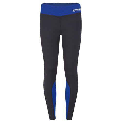Under Armour Women's Cozy Tights - Blue, XL