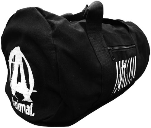 Universal Clothing & Gear Animal Gym Bag - Black/White
