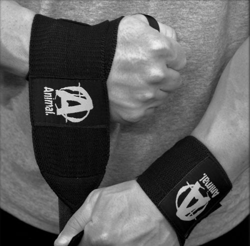 Universal Clothing & Gear Animal Wrist Wraps - 1 Pair