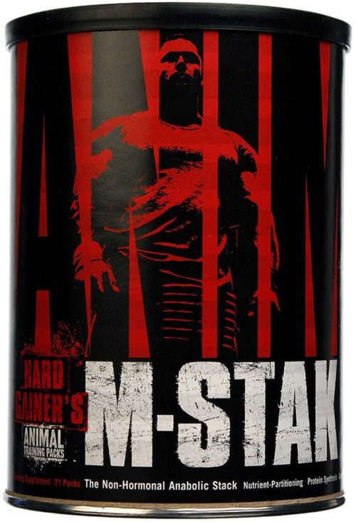 Universal Nutrition Animal M-Stak - 21 Paks