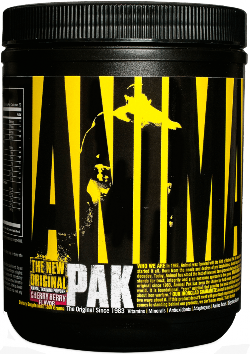 Universal Nutrition Animal Pak - 44 Scoops Powder Cherry Berry