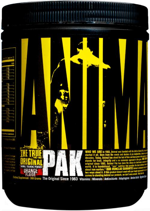 Universal Nutrition Animal Pak - 44 Scoops Powder Orange