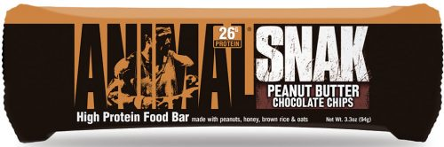 Universal Nutrition Animal Snak Bars - 1 Bar Peanut Butter Chocolate C