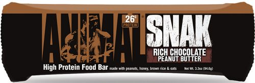 Universal Nutrition Animal Snak Bars - 1 Bar Rich Chocolate Peanut But