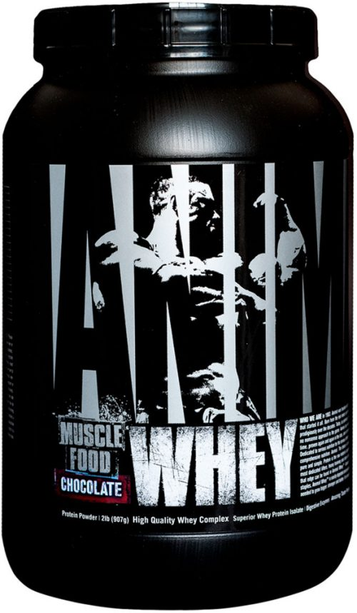 Universal Nutrition Animal Whey - 2lbs Chocolate