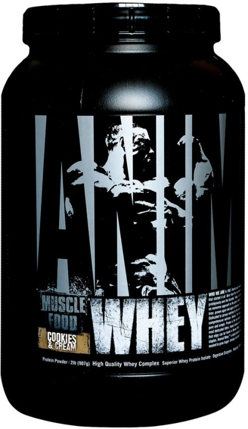 Universal Nutrition Animal Whey - 2lbs Cookies & Cream