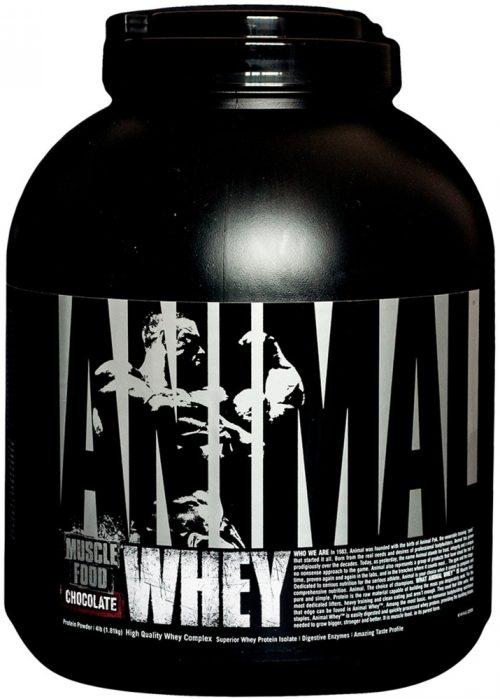 Universal Nutrition Animal Whey - 4lbs Chocolate