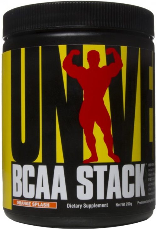 Universal Nutrition BCAA Stack - 250g Orange Splash