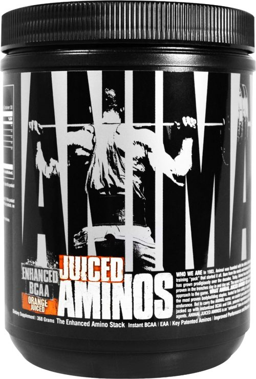 Universal Nutrition Juiced Aminos - 30 Servings Orange Juiced
