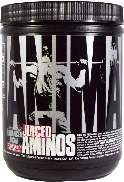 Universal Nutrition Juiced Aminos - 30 Servings Strawberry Limeade