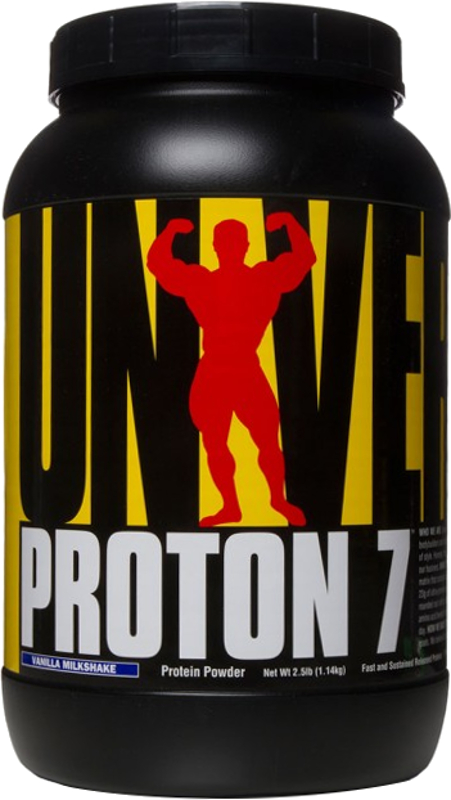 Universal Nutrition Proton 7 - 2.5lbs Vanilla Milkshake