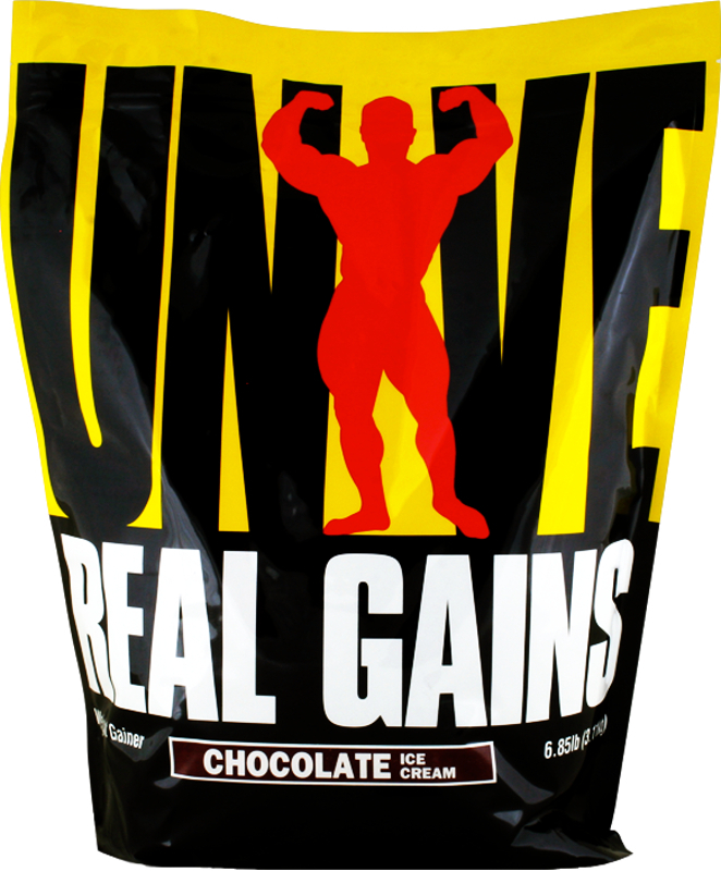 Universal Nutrition Real Gains - 6.85lbs Cookies & Cream