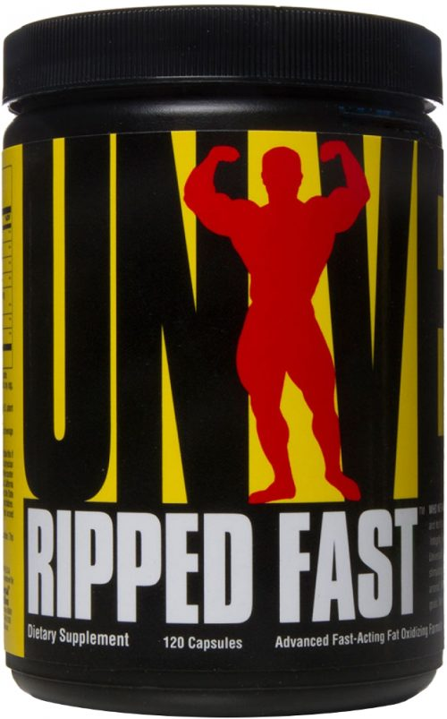 Universal Nutrition Ripped Fast - 120 Capsules