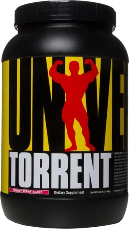 Universal Nutrition Torrent - 3.28lbs Cherry Berry Blast