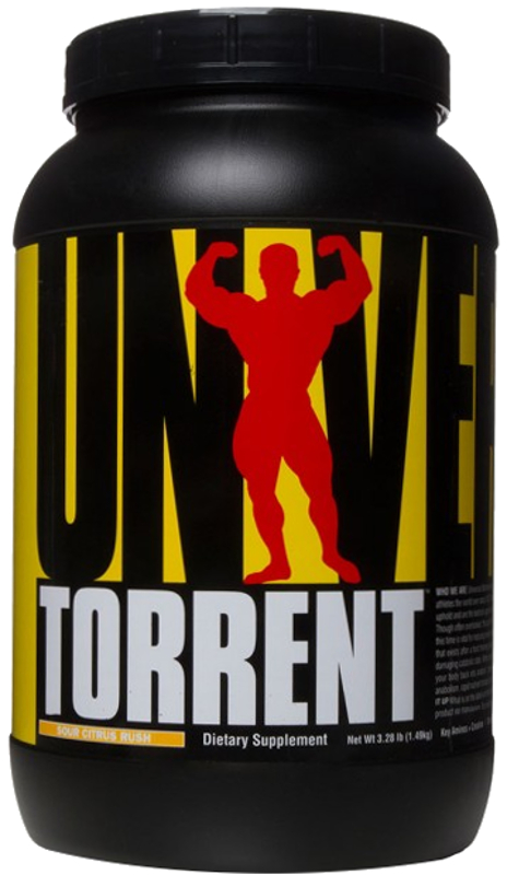 Universal Nutrition Torrent - 3.28lbs Sour Citrus Rush