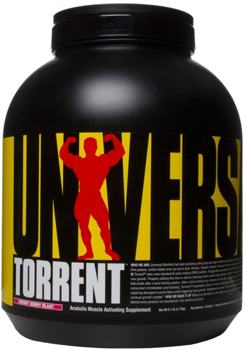 Universal Nutrition Torrent - 6.1lbs Cherry Berry Blast