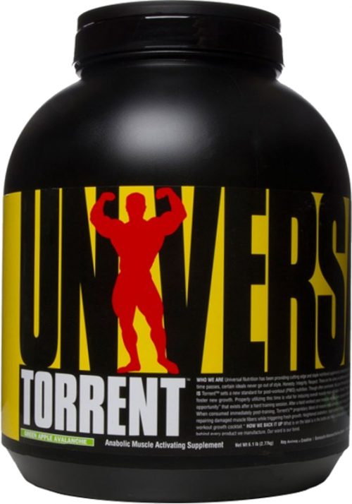 Universal Nutrition Torrent - 6.1lbs Green Apple Avalanche