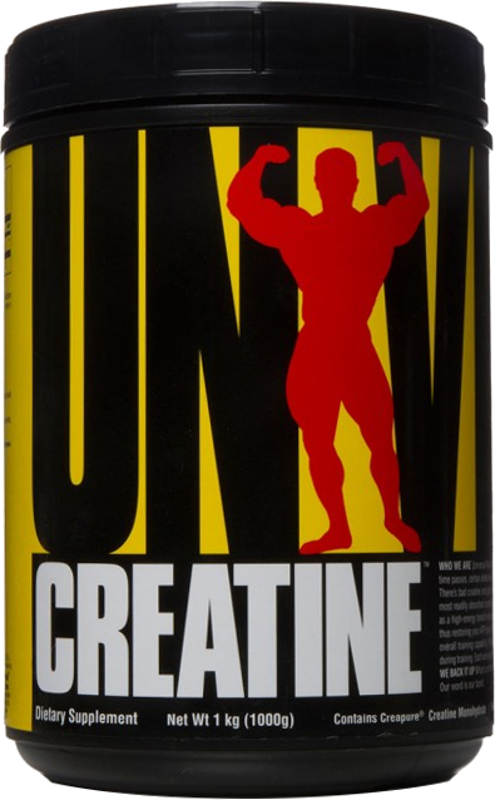 Universal Nutrition Universal Creatine Powder - 1,000 Grams