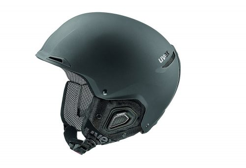 Uvex JAKK+ Helmet - black mat, 52-55
