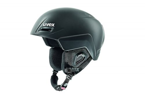Uvex Jimm Helmet - black mat, 55-59