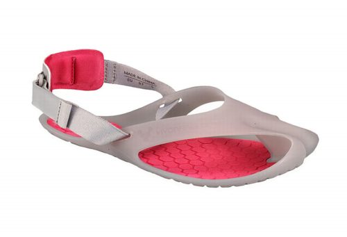 VIVO Achilles Sport Sandals - Womens - light grey/crimson, eu 35-36, us 5-6