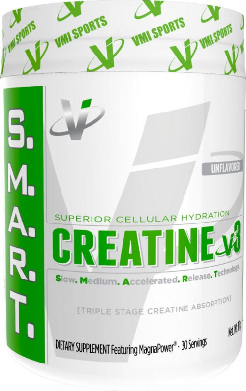 VMI Sports S.M.A.R.T. Creatine V3 - 30 Servings Lemon Lime