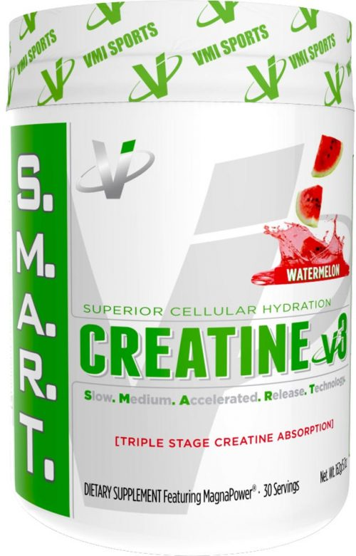 VMI Sports S.M.A.R.T. Creatine V3 - 30 Servings Watermelon