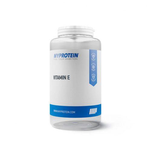 Vitamin E - Unflavoured - 180 capsules