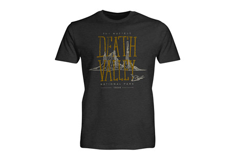 Wilder & Sons Death Valley National Park Short Sleeve T-Shirt - Men's
