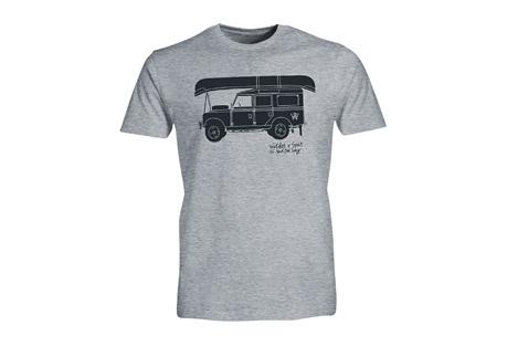 Wilder & Sons Defender Solid T-Shirt - Men's