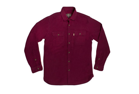 Wilder & Sons Gorge Chamois Shirt - Men's