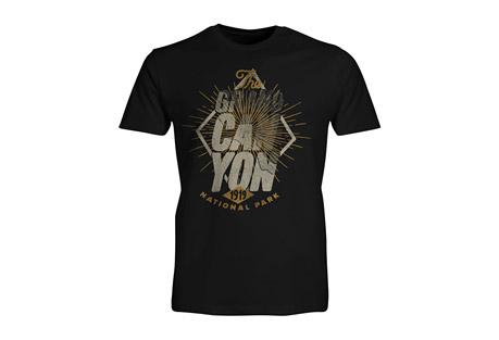 Wilder & Sons Grand Canyon National Park Short Sleeve T-Shirt - Men's