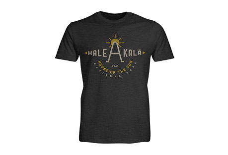 Wilder & Sons Hale Akala National Park Short Sleeve T-Shirt - Men's