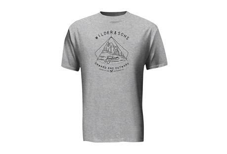 Wilder & Sons Onward & Outward T-Shirt - Men's