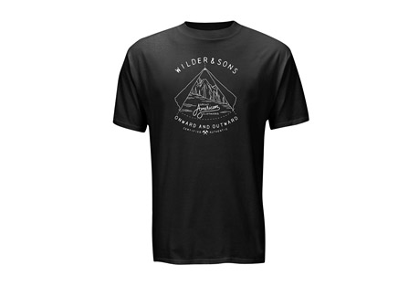 Wilder & Sons Onward & Outward T-Shirt - Men's