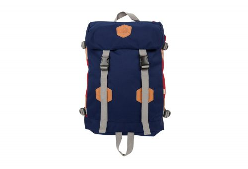 Wilder & Sons Rucksack - navy/red, one size