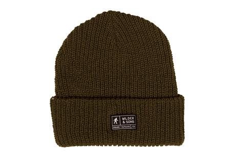 Wilder & Sons Sasquatch Beanie