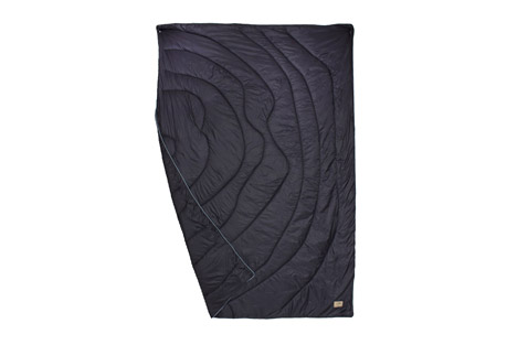 Wilder & Sons Seneca Puffy Blanket - Regular