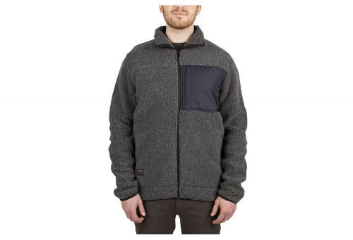 Wilder & Sons Steamboat Sherpa Fleece - Men's - charcoal, x-large