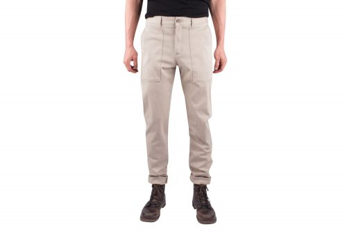 Wilder & Sons Wilson Stretch Camp Pants - Men's - khaki, 34
