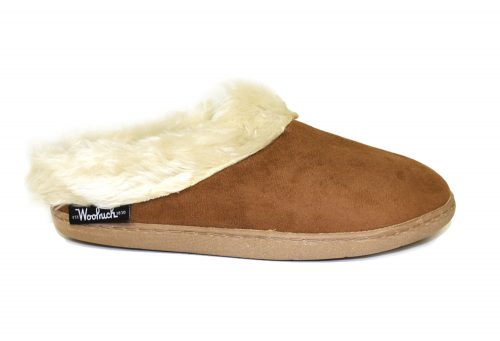 Woolrich Cabin Lounger Slippers - Women's - chestnut, 7