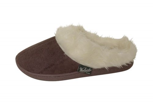 Woolrich Cabin Lounger Slippers - Women's - chocolate, 6