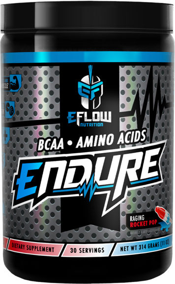 eFlow Nutrition ENDURE - 30 Servings Raging Rocket Pop