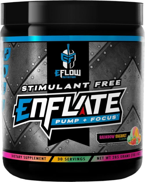 eFlow Nutrition ENFLATE - 30 Servings Rainbow Sherbet