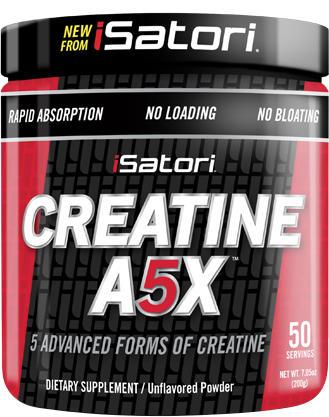 iSatori Creatine A5X - 270g