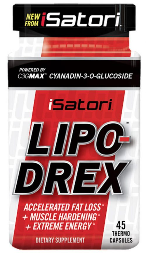 iSatori Lipo-Drex - 45 Capsules