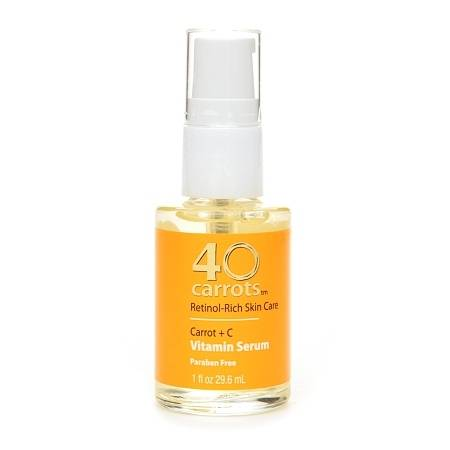 40 Carrots Carrot + C Vitamin Serum - 1 fl oz
