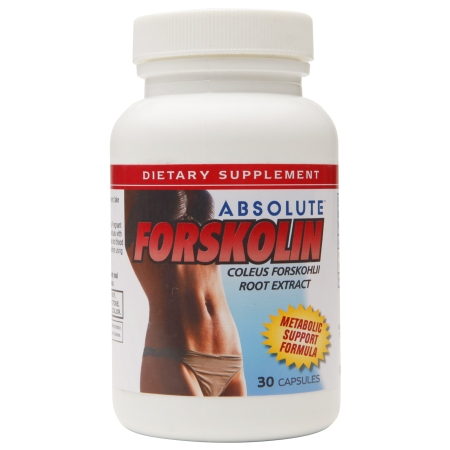 Absolute Nutrition Absolute Forskolin Metabolic Support Formula, Capsules - 30 ea