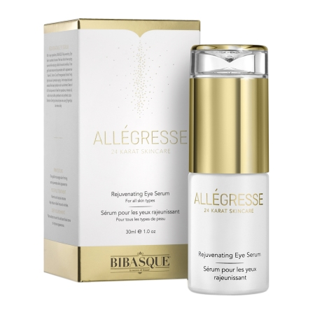 Allegresse 24K Gold Rejuvenating Eye Serum - 1 oz.