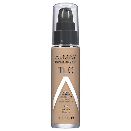 Almay TLC Truly Lasting Color 16 Hour Liquid Makeup SPF 15 - 1 fl oz